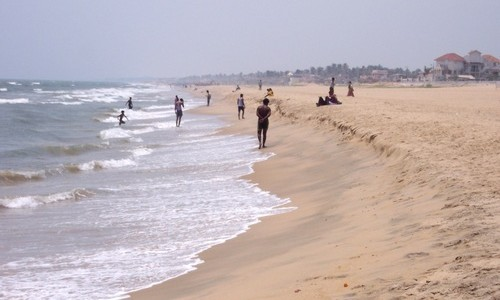 Breezy Beach, Chennai