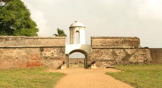 Dutch Fort, Chennai