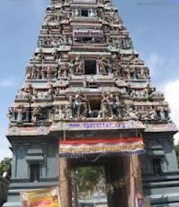 Kaaraneeswarar temple, Chennai