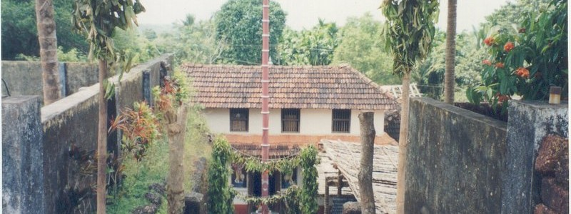 Amuthambihai sametha Sri Somanatheswar temple