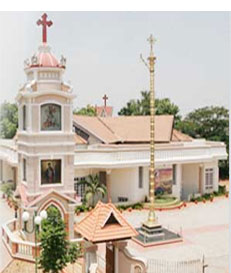 St Peters & St Paul Orthodox Chapel, Chennai