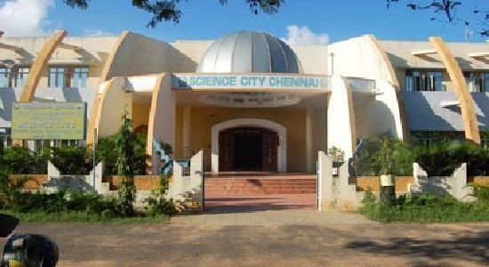 Tamilnadu Science and Technology Centres, Chennai