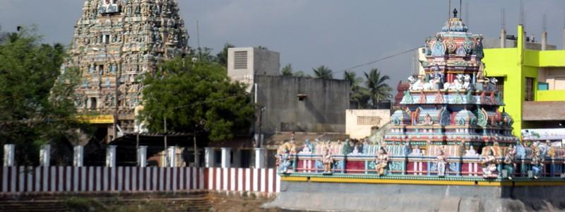Sri Thiagarajar Swamy Sametha Sri Vadiudaiamman Temple – Tiruvottiyur