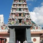 Chinnakadai Sri Mariamman or Renuka Parameswari Temple