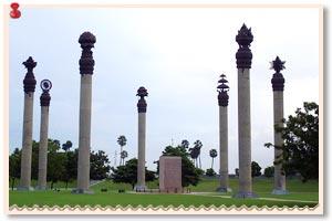 The Rajiv Gandhi Memorial, Chennai
