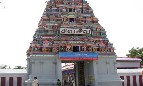 Sri Balambihai sametha Vedapureeswarar Temple