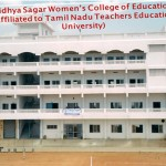 Vidhya Sagar Womens Teacher Training Institute