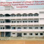 Vidhya Sagar Womens Teacher Training Institute